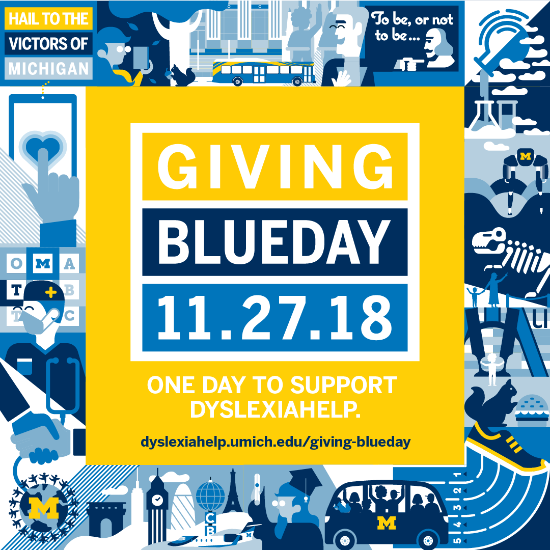 Giving Blueday - 11.27.18