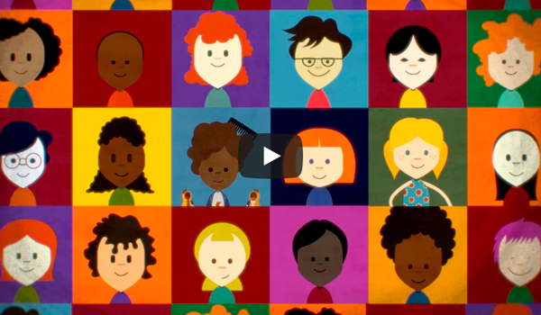 See Dyslexia Differently Animated Video