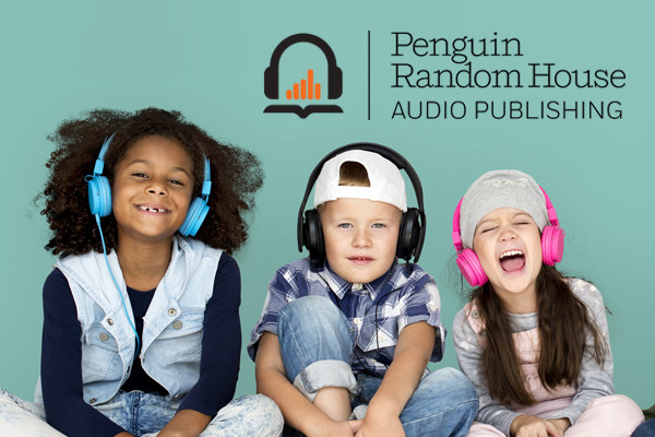 Get Free Audiobooks from Penguin Random House Audio