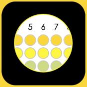 Visual Multiplication Table - $4.99
