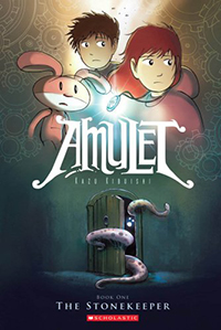 Amulet Book 1: The Storykeeper