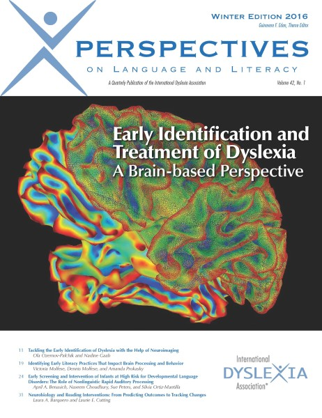 Research: Identifying Early Literacy Practices That Impact Brain Processing and