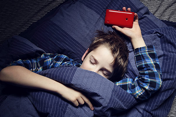 How to Help Your Kids Tackle Stress and Get More Sleep
