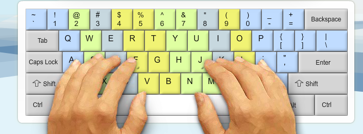 Keybr.com: A Simple Online Game to Help Improve Typing Skills