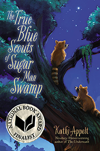 The True Blue Scouts of the Sugar Man Swamp