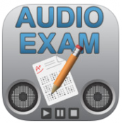 Audio Exam Player (iPhone) - Free