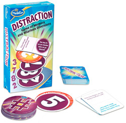 Distraction Card Game