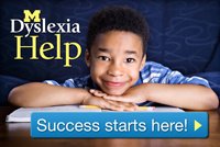 DyslexiaHelp at the University of Michigan