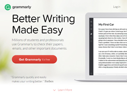 Grammerly Grammar Check Application