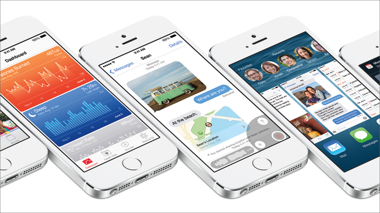 Apple's New iOS 8 Has Several Big Accessibility Improvements