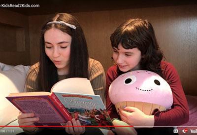 Kids Read 2 Kids