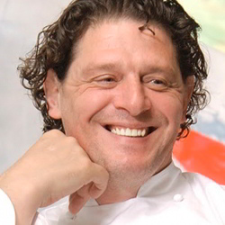 Chef Marco Pierre White