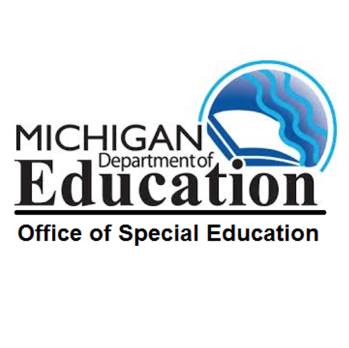 Michigan Dept. of Education: Special Education Website