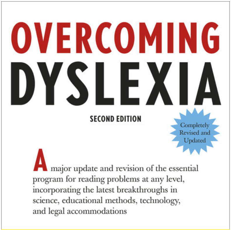 Overcoming Dyslexia: Second Edition