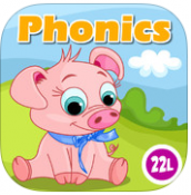 Phonics: Fun on Farm - $1.99