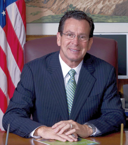 Governor of Connecticut: Dan Malloy