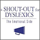 A Shout-Out for Dyslexics