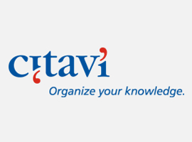 Tech: Citavi  Citation Organizer