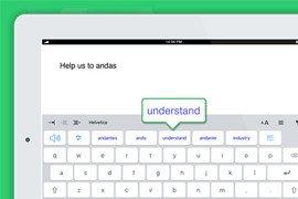 Ghotit Keyboard for iPad