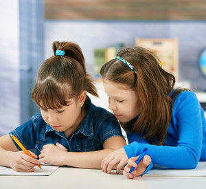 The Influence of Spelling Ability on Vocabulary Choices When Writing for Children with Dyslexia