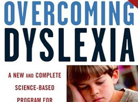 Book: Overcoming Dyslexia